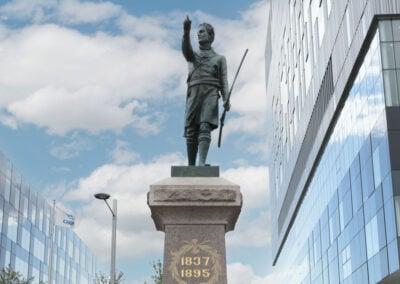 Monument à Jean-Olivier Chénier