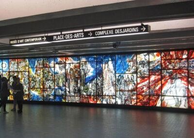 Histoire à la musique à Montréal