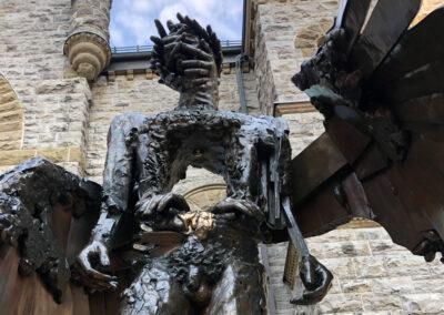 Jardin de sculptures, Musée des beaux-arts de Montréal