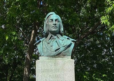 Buste de Pierre Legardeur